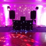 Disco & Party Setup & Lightshow