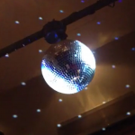 Quasar Discos Accessories: Mirror Ball