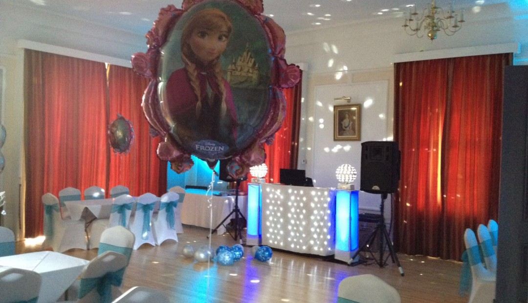 Quasar Kids Party