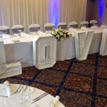 Quasar Wedding Discos & Room Dressing
